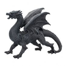 DRAGON WATCHER FIGURINE